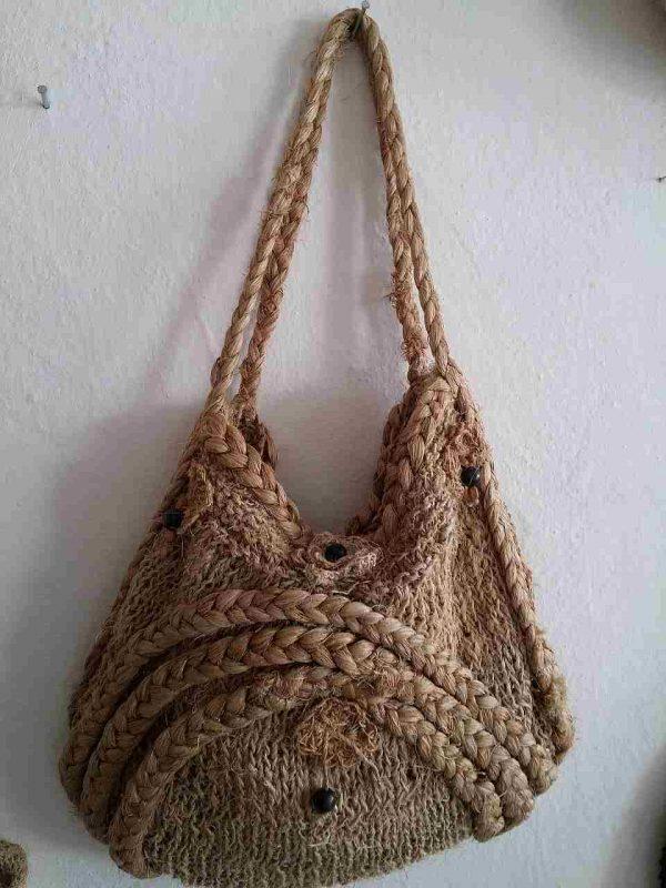 muz-lifinden-sanat-eserleri-bayan çanta-saç örgüsü temalı-128